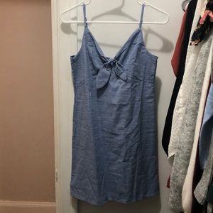 Gingham dress (NWT)